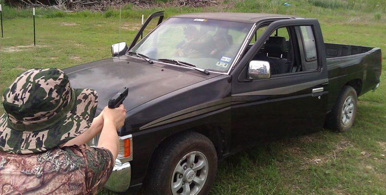 Vehicle Gunfighting