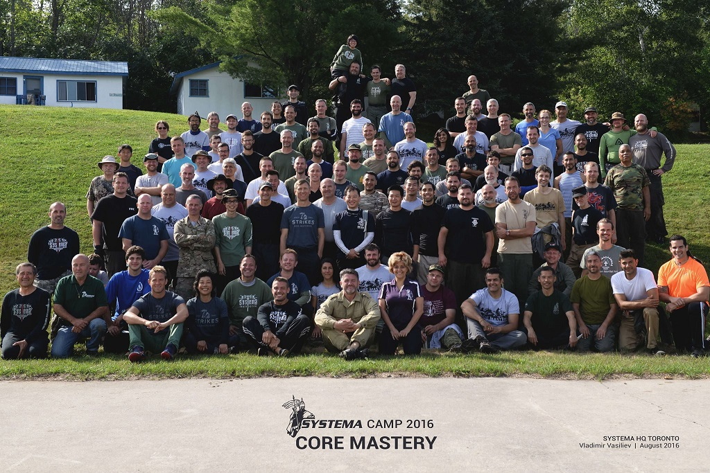 Systema Camp 2016