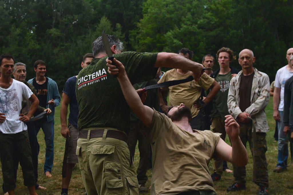 Systema Camp 2018 Belt