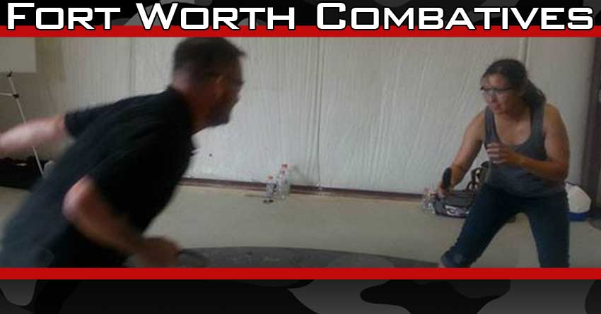 Fort Worth Combatives Self Defense Cover Image